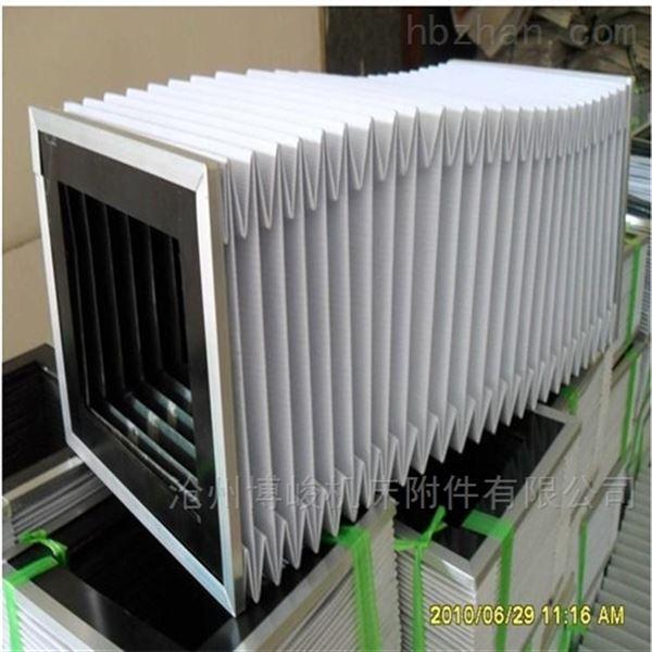 中央空调室内排风帆布软连接 报价