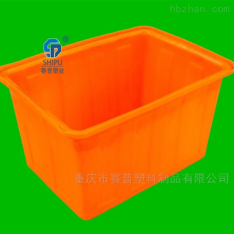 牛筋水产方箱 食品级水产养殖水箱