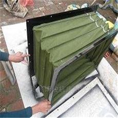 耐酸碱帆布通风伸缩软连接 专业生产