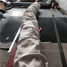 水泥卸料耐磨损帆布伸缩筒公司生产