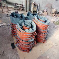 耐酸碱帆布水泥冲料伸缩布袋生产