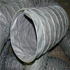 水泥防耐磨损帆布伸缩布袋