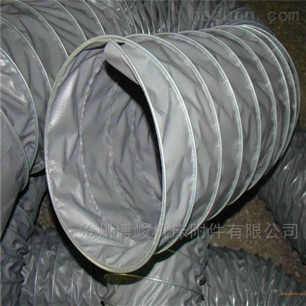 散装水泥耐磨输送伸缩布袋生产加工