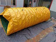 加厚帆布散装机耐磨除尘布袋
