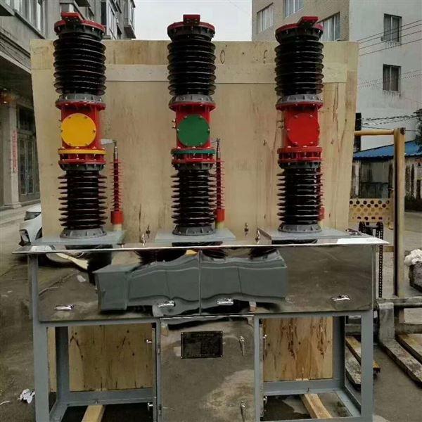 山区发电站用35KV户外变电站高压真空断路器