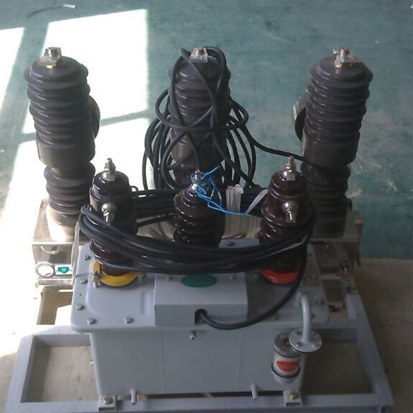 落地式预付费装置ZW32Y-12高压断路器