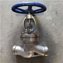 J61W焊接截止阀