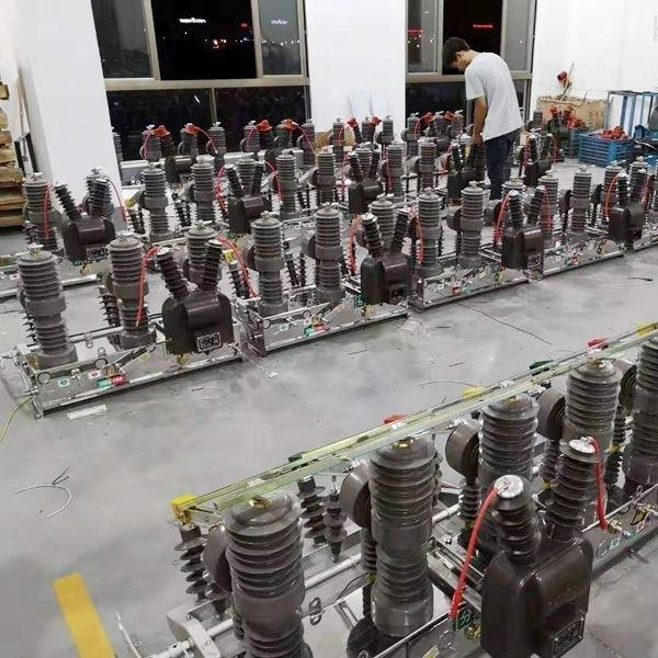 成都高压断路器ZW32-12