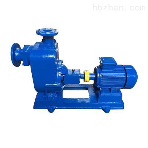 ZW型污水自吸泵
