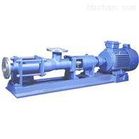 G系列变频调速型螺杆泵