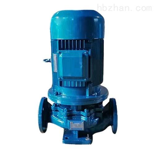 ISG立式管道离心泵
