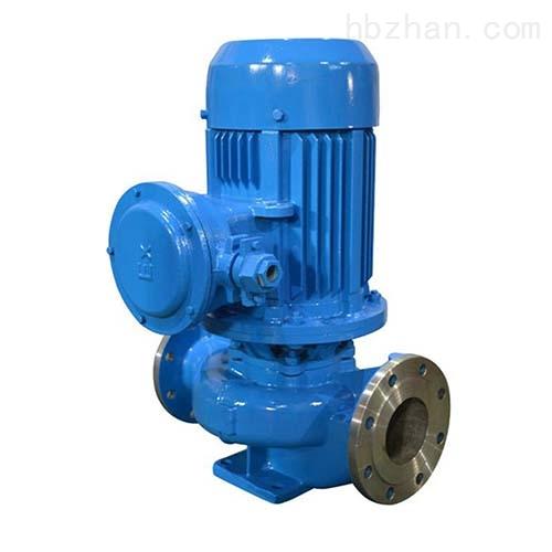 立式不锈钢防爆管道离心泵