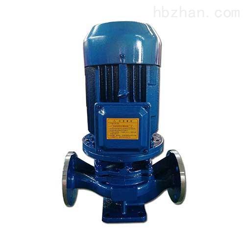 IHG立式不锈钢管道离心泵