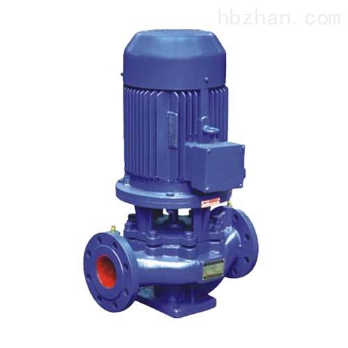 IRG立式热水管道离心泵