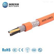 UL20937UL20937美标TPU移动安装信号传输电缆