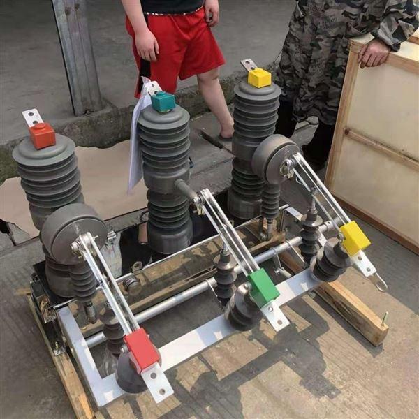 山东潍坊ZW32-12G/630户外高压真空断路器批发价
