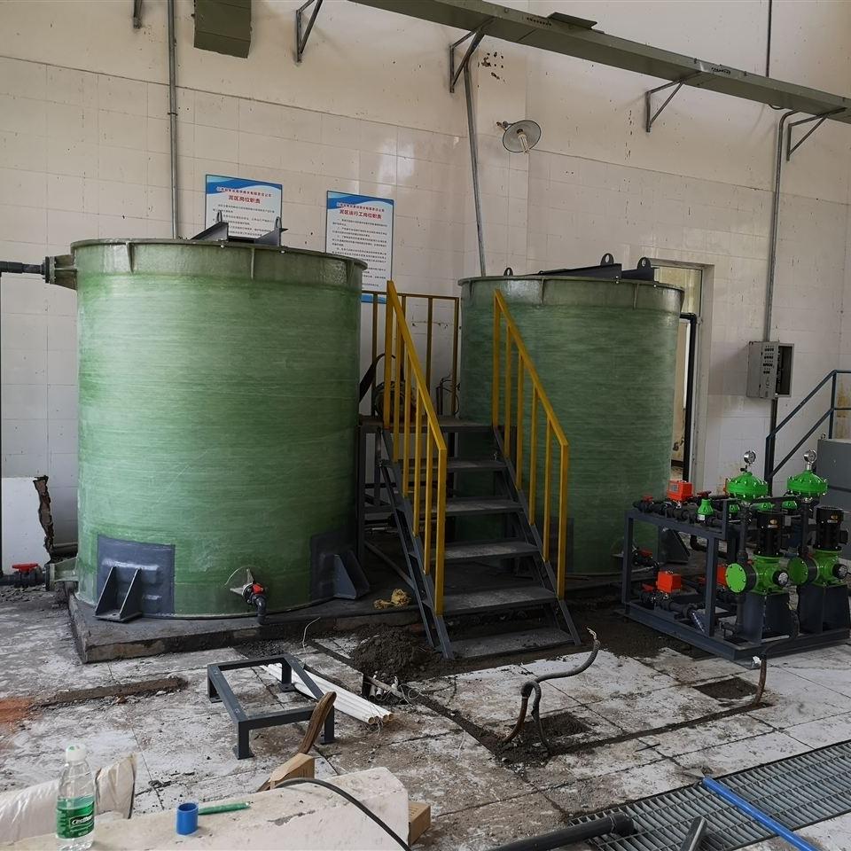 碳源乙酸钠投加装置