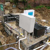 地埋式一体化废水处理设备配置简介