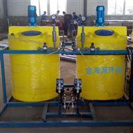 金海源单过硫酸氢钾消毒器厂家定制参数