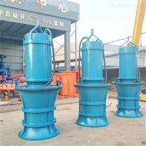 城市内涝排放700QH-35潜水混流泵