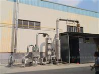LC-FQ01脱漆炉废气处理