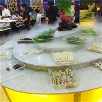 火锅店蔬菜保鲜加湿器