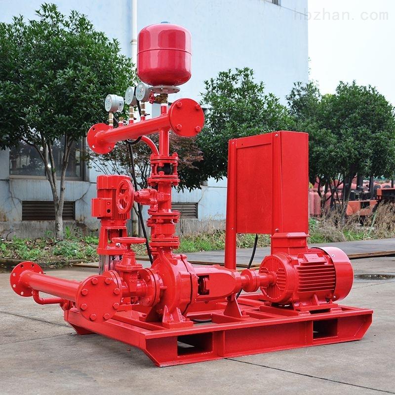 双动力消防泵组
