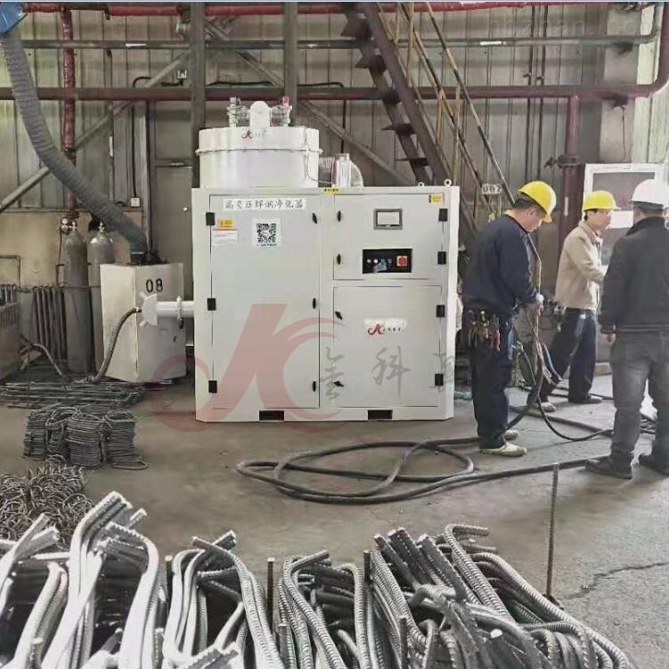 高负压焊烟净化设备 工业除尘设备室内排放