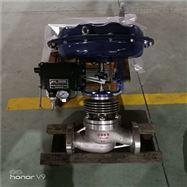 J641W带定位器气动截止阀