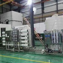 西安12T/H双级反渗透+EDI电除盐装置价格