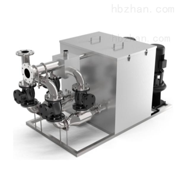 外置污水提升设备规格