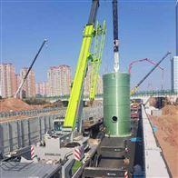 长沙玻璃钢一体化预制泵站