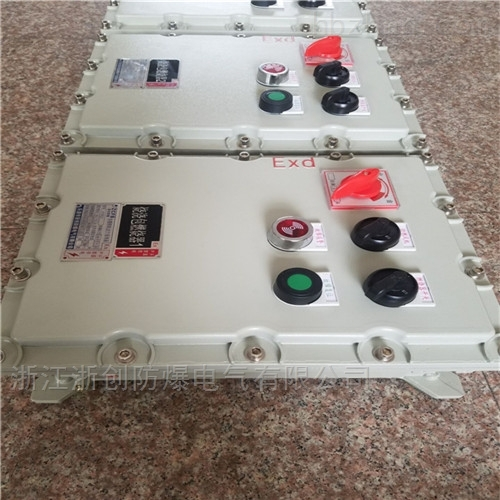 BXM53-6/16K40防爆照明配电箱
