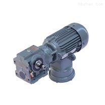 s37-y0.25-4p-52.00-m1斜齿蜗轮蜗杆减速机