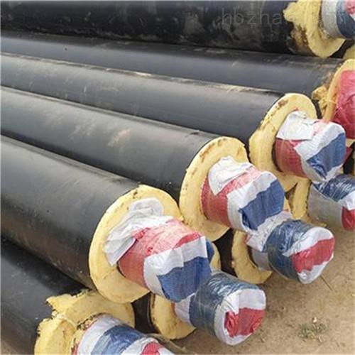 河北省塑套钢热力直埋保温管厂家