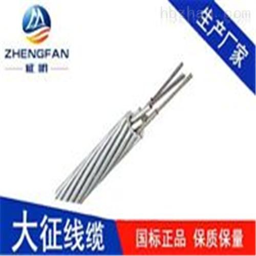 郑州供应OPGW光缆厂家24芯的多少钱一米