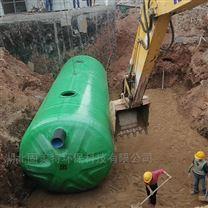 荆州GMT玻璃钢化粪池生产厂家