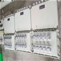 BXMD化工厂燃料车间防爆照明箱BXMD