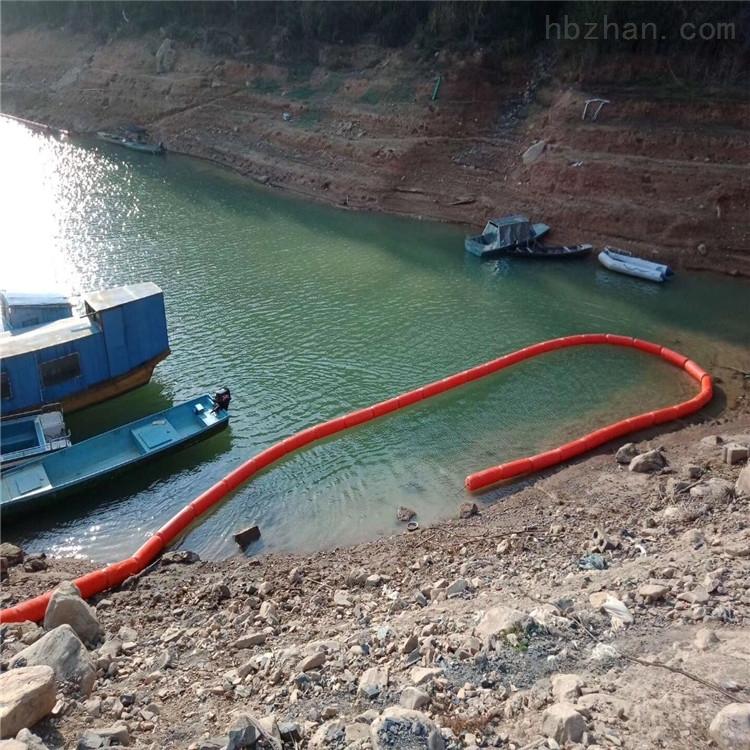 水库拦污浮漂