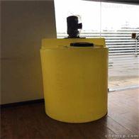 湖北500L塑料搅拌罐带电机搅拌装置