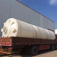 黄石25吨耐腐塑料水箱立式塑料储罐厂家