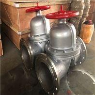 G41W/F/X-10P不锈钢法兰隔膜阀