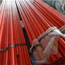 皋兰抗阻燃矿用涂塑复合钢管价格优惠-诚源管业