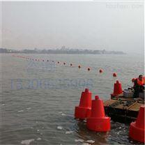 塑料拦污浮筒拦污排监测浮标