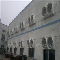厂房降温、通风系统