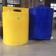 恩施200LPAC搅拌罐加厚塑料加药桶带搅拌机