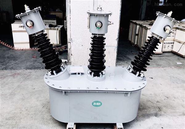 35kv浇筑式高压计量箱安装说明书