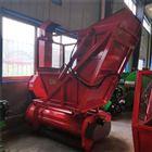 牧草秸秆青储回收机 秸秆粉碎收获机