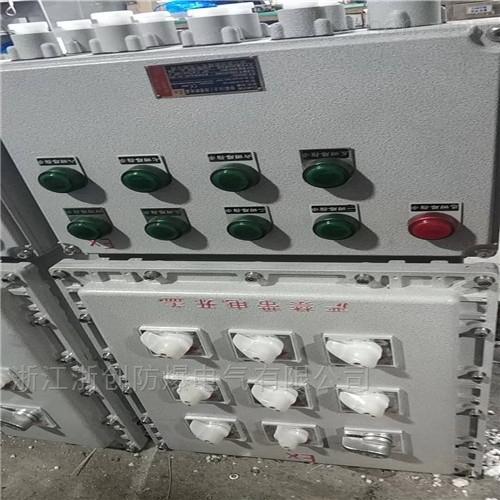 油泵房防爆动力检修箱配电箱