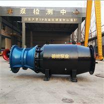 大流量提水轴流泵